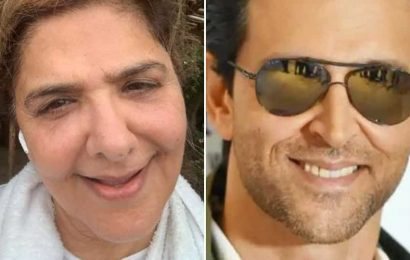 Hrithik Roshan's mom Pinkie confirms she has tested positive to Covid-19: report