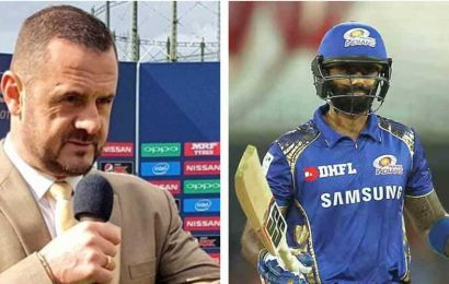 IPL2020: 'You should continue to bang at the selectors' door, soon they have to open' – Simon Doull on Suryakumar Yadav