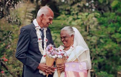 23-year-olds meet for 30 minutes, decide to tie the knot. Their love story after 58 years of marriage will win you over
