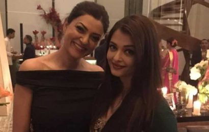 Sushmita Sen said she 'most definitely' deserved to win Miss India, reacted to comparison with Aishwarya Rai. Watch throwback video