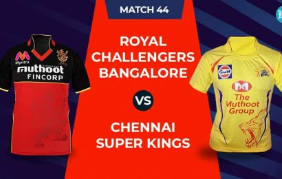 IPL 2020 – RCB Vs CSK, 2nd innings: Live Updates: Score after 5 overs