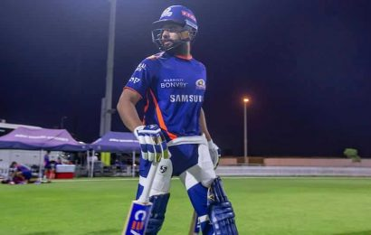 IPL 2020:Confusion reigns over Rohit Sharma injury