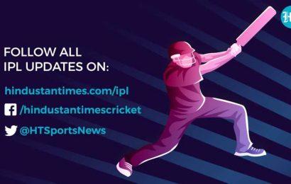 IPL 2020 – SRH Vs RR, 1st innings: Live Updates: Score after 10 overs