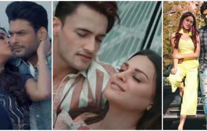 Ahead of Bigg Boss 14, couples who found love inside the house: From Prince-Yuvika to Asim-Himanshi, where are they now