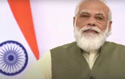 'The India story is strong today, will grow even stronger tomorrow': PMModi