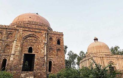 Delhiwale: Lesser-known historical edifices