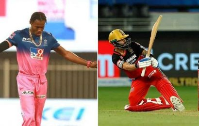 IPL 2020: Jofra Archer posts hilarious tweet after watching Virat Kohli's dance video
