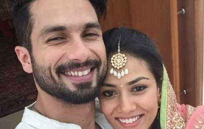 When Shahid Kapoor revealed the first thing he ever asked Mira Rajput, and it had to do with their age difference