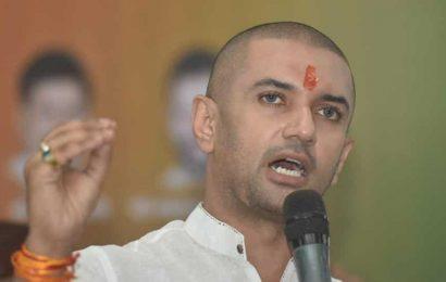 Chirag Paswan's fresh swipe at Nitish Kumar has cautionary note for PM Modi