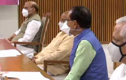 Bihar Assembly election 2020 latest updates: BJP CEC meeting underway