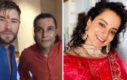 Top 5 entertainment news: Randeep Hooda cheers for Chris Hemsworth, Kangana Ranaut reacts as court orders FIR against her