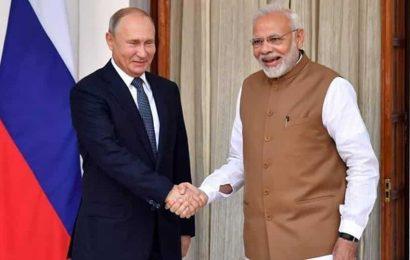PM Modi extends birthday wishes to his 'friend' Russian President Vladimir Putin