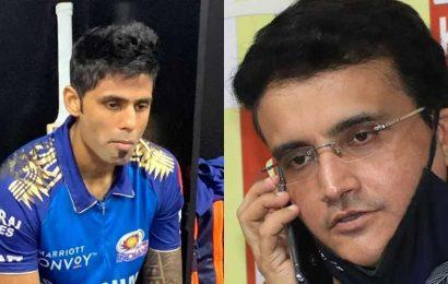 Sourav Ganguly should question selectors over leaving out Suryakumar Yadav for Australia tour: Dilip Vengsarkar