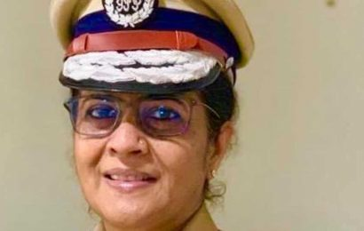 Rajasthan's first woman cop to get top award