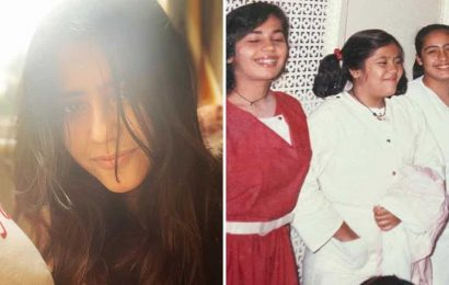 Ekta Kapoor displays 'smirky confidence' in rare photo from family album:'Not that I'm a fan of body shaming'