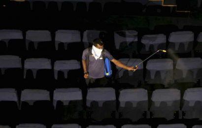Film industry seeks to lift fortunes as cinemas reopen nationwide