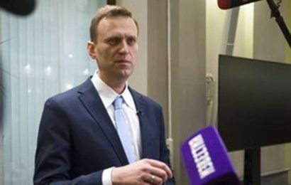 Russian envoy hits back at calls for Navalny investigation