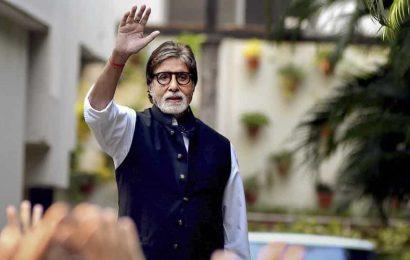 On Amitabh Bachchan's birthday, Ayushmann Khurrana, Ajay Devgn, Prabhas lead industry in wishing 'forever astounding' star