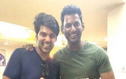 Arya and Vishal to reunite for Anand Shankar's action-thriller