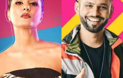 Bigg Boss 14: Did you know Hina Khan was a participant in a singing competition judged by Rahul Vaidya?