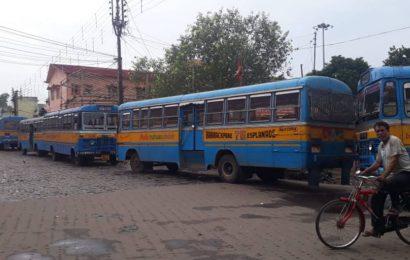 BJP leader killed in Bengal: Party workers burn tyres, put up roadblocks in Barrackpore