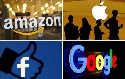 U.S. House's antitrust report hints at break-up of Big Tech firms, lawmaker says