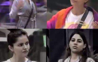 Bigg Boss 14 PROMO: Rubina Dilaik and Nikki Tamboli fight over house duties – watch video