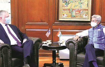 Can explore more issues in coming 2+2 talks: US Deputy Secretary Stephen Biegun