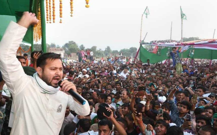 Bihar poll campaign gets acerbic; historical, mythological characters figure in personalised barbs