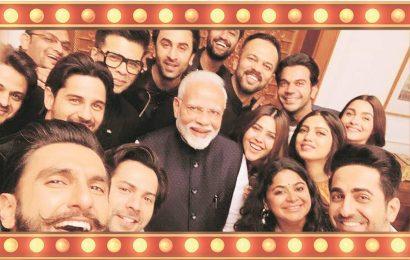 Picture abhi baaki hai: In Bollywood, a plot twist under BJP?