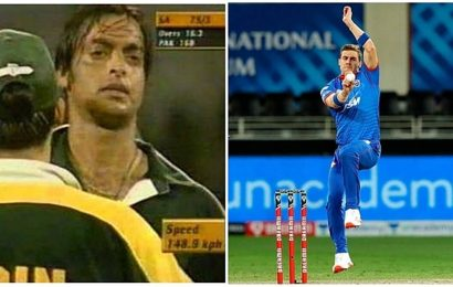 'In past 150 was routine ball speed': Rashid Latif after Anrich Nortje bowls fastest ball in IPL history