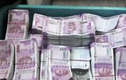 Row erupts after cash seized from residence of Telangana BJP leader's kin