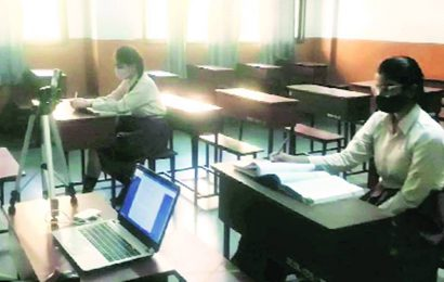Punjab: After 6 months, students back in class to clear doubts, amid strict Covid rules