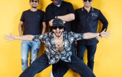 Rohit Shetty and Ranveer Singh team up once again for Cirkus