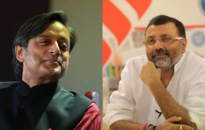 Tharoor's conduct 'incorrigible', violated IT panel's 'confidentiality': BJP MP ups the ante in letter to Speaker