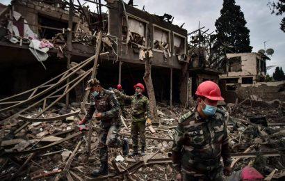Armenia, Azerbaijan tensions rise amid claims of new attacks