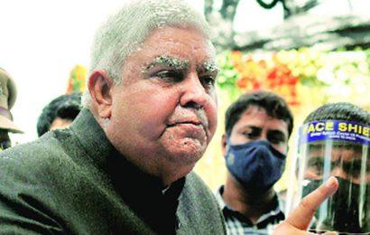 BJP team meets Governor, demands CBI probe in Manish Shukla's murder