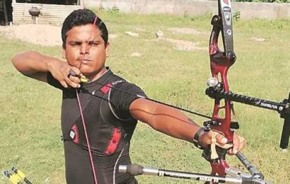 Champion archer Dinesh Bhil to train civil services officers