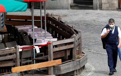 Expert warns of full lockdown as Covid-19 cases surge in Belgium
