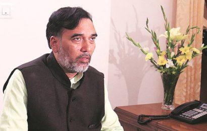 Delhi: Eye on pollution hotspots, Gopal Rai says all individuals, agencies must follow dust-control norms