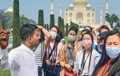Reeling under Covid losses, tourist guides peeved by govt move to 'demote' them