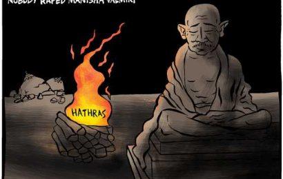 No one demolished Babri. No one raped Manisha