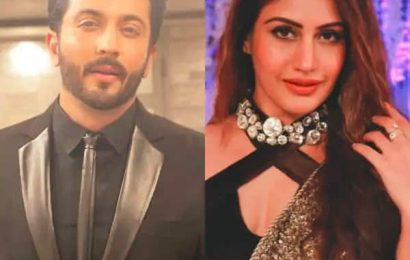 Video of the week: Dheeraj Dhoopar and Surbhi Chandna's BTS video from Naagin 5 got fans rooting for the new pair