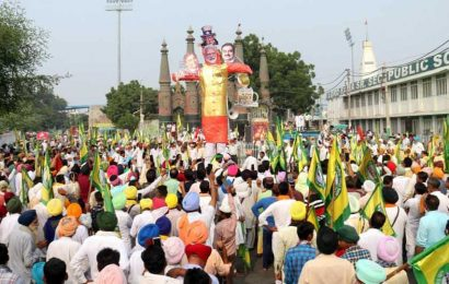 'Can't be tolerated': BJP condemns burning of PM's effigies on Dussehra