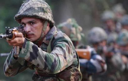 New commanders' message for strategic 14 & 16 Corps is to be combat ready