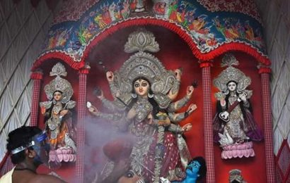 Five killed in boat capsize during Durga idol immersion in Bengal
