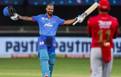 IPL 2020: From 20s-30s to historic ton – How a chat with Ricky Ponting helped Shikhar Dhawan