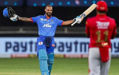 IPL 2020, KXIP vs DC: During historic ton, Shikhar Dhawan became only the fifth player to achieve prestigious IPL feat