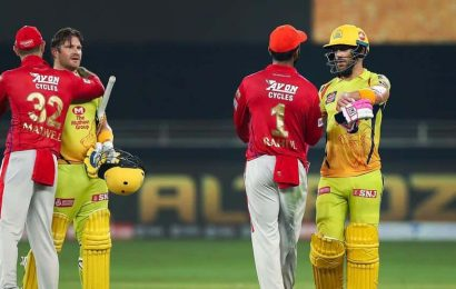IPL 2020 Points table and updated Orange Cap and Purple Cap list after Chennai Super Kings and Kings XI Punjab clash