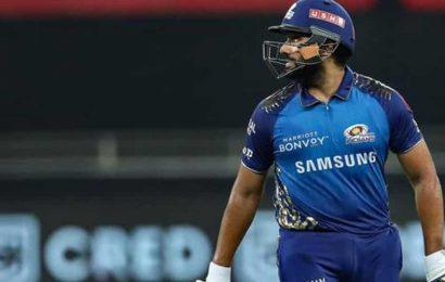 IPL2020: Kieron Pollard gives important update onRohit Sharma's injury